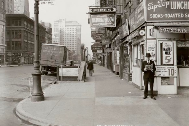 NYC History In Pictures